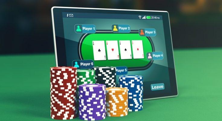 permainan poker penghasil uang
